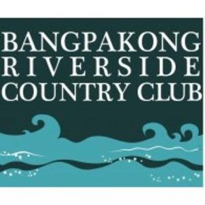 Bangpakong Riverside Golf Logo