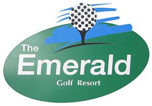 Emerald Golf Club Logo