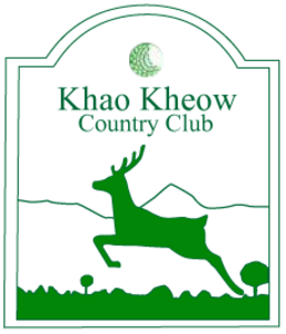 Khao Kheow Country Club Logo