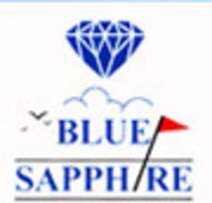 Blue Sapphire Golf and Resort Logo