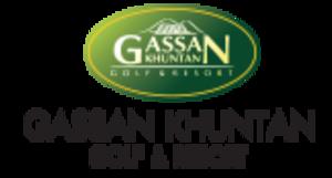 Gassan Khuntan Golf and Resort Logo