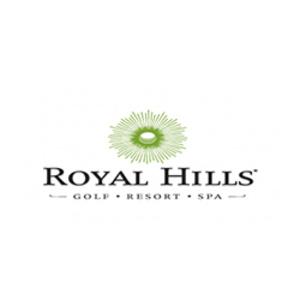 Royal Hills Golf Logo