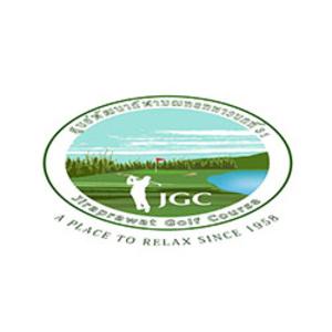 Jiraprawat Golf Course Logo