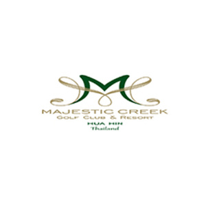 The Majestic Creek Country Club Logo