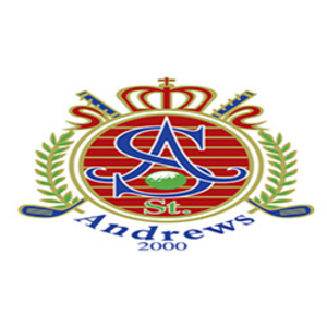 St Andrews 2000 Logo