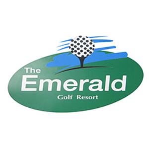Emerald Golf Club Logo