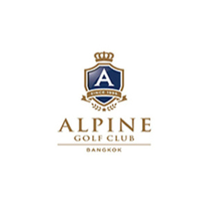 Alpine Golf and Sports Club Logo