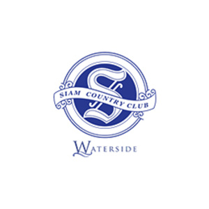 Siam Country Club Waterside Logo