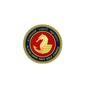 Plutaluang Royal Thai Navy Golf Course Logo